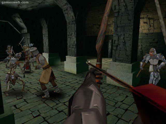 Legends of Might and Magic Screenshots Archiv - Screenshots - Bild 6