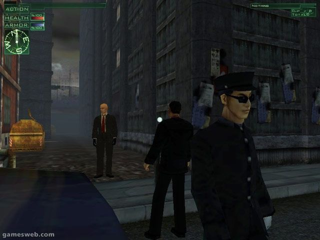 Hitman: Codename 47 Screenshots Archiv - Screenshots - Bild 12
