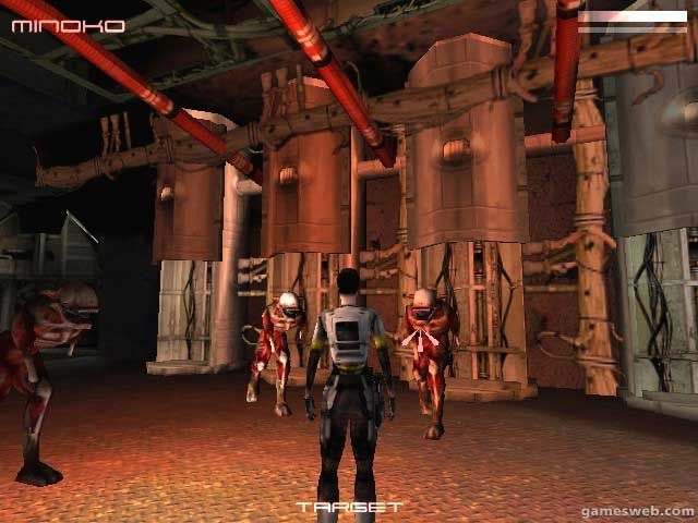 Project Eden  Archiv - Screenshots - Bild 19