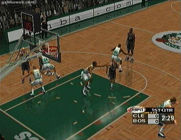 ESPN NBA 2Night  Archiv - Screenshots - Bild 9