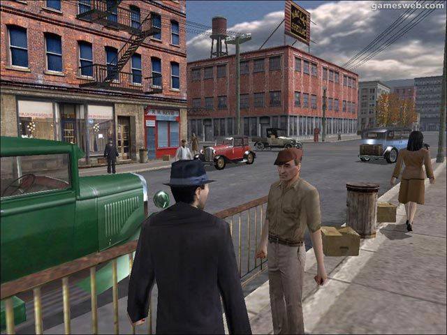 Mafia: The City of Lost Heaven  Archiv - Screenshots - Bild 96
