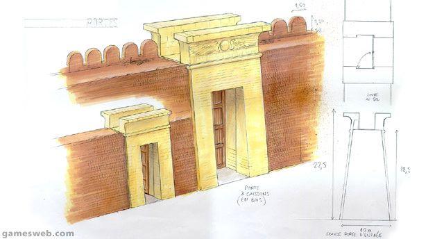 Egypt II: The Heliopolis Prophecy Artworks Archiv - Artworks - Bild 5