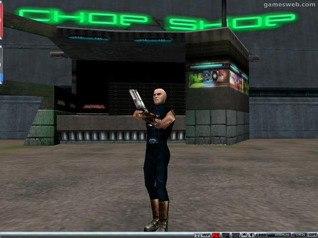Anarchy Online Screenshots Archiv - Screenshots - Bild 12
