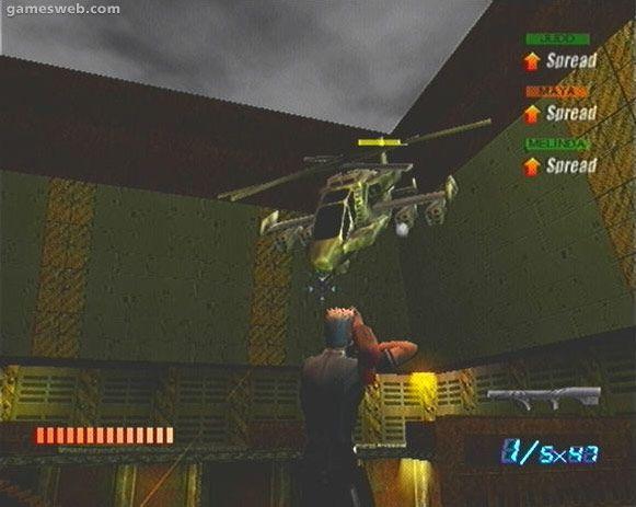 X-Squad  Archiv - Screenshots - Bild 13