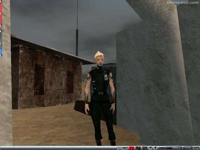 Anarchy Online Screenshots Archiv - Screenshots - Bild 11