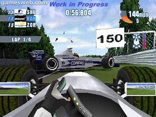 F1 Championship Season 2000  Archiv - Screenshots - Bild 5
