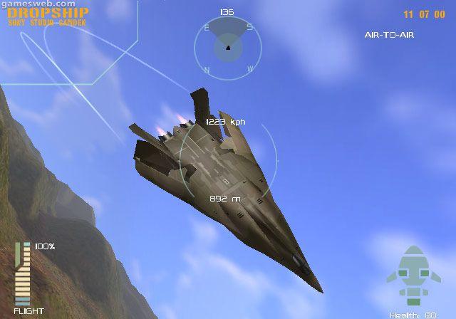 Dropship  Archiv - Screenshots - Bild 24