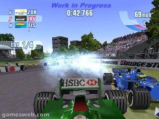 F1 Championship Season 2000  Archiv - Screenshots - Bild 14