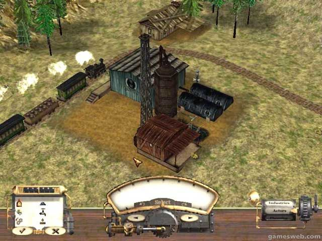 Frontierland Screenshots Archiv - Screenshots - Bild 7