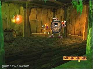 Rayman 2 - The great Escape  Archiv - Screenshots - Bild 7