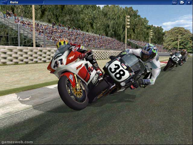 Superbike 2001 Screenshots Archiv - Screenshots - Bild 2