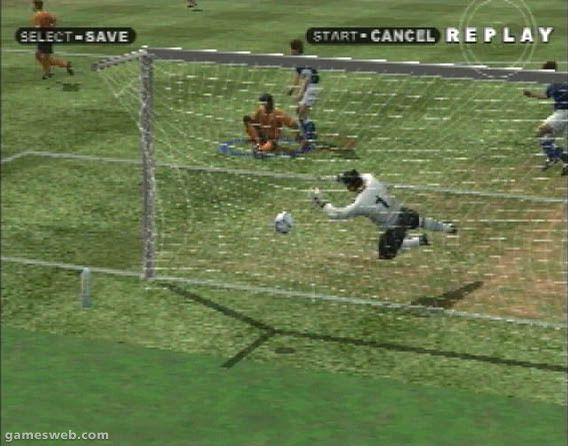 International Superstar Soccer  Archiv - Screenshots - Bild 2