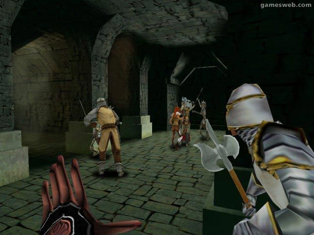 Legends of Might and Magic Screenshots Archiv - Screenshots - Bild 8