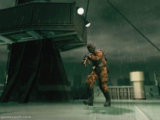 Metal Gear Solid 2  Archiv - Screenshots - Bild 45