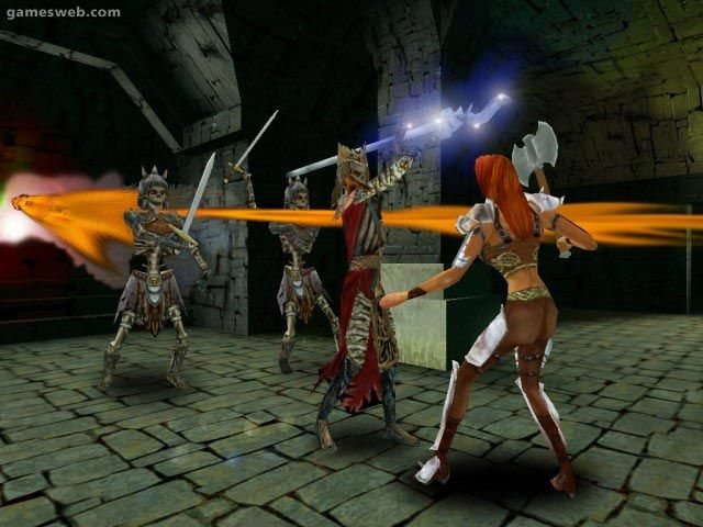 Legends of Might and Magic Screenshots Archiv - Screenshots - Bild 9