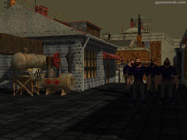 Escape From Alcatraz - Screenshots & Artworks Archiv - Screenshots - Bild 18