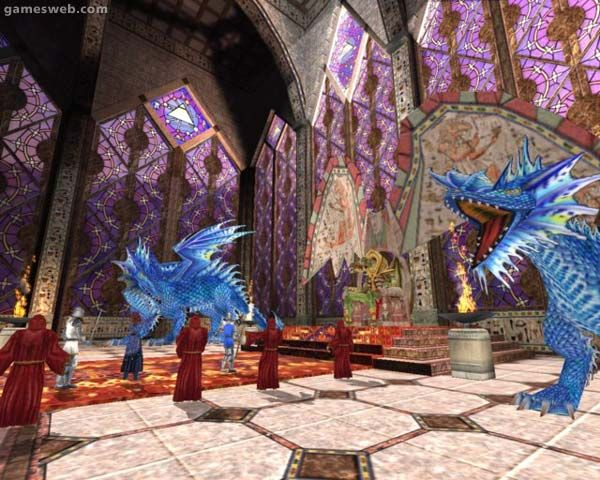 Legends of Might and Magic Screenshots Archiv - Screenshots - Bild 3