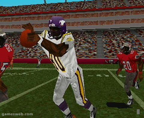Madden NFL 2001  Archiv - Screenshots - Bild 3