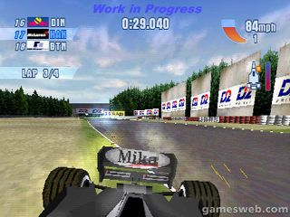 F1 Championship Season 2000  Archiv - Screenshots - Bild 10