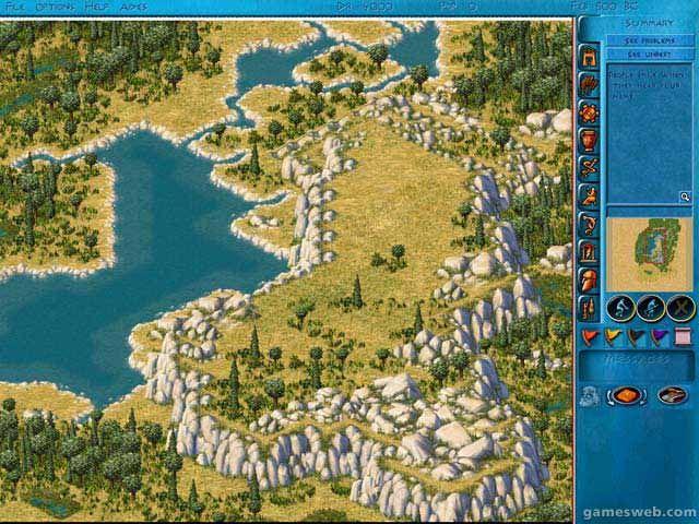 Zeus: Herrscher des Olymp  Archiv - Screenshots - Bild 2