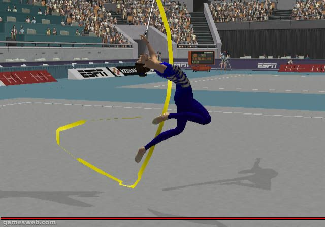 ESPN International Track & Field  Archiv - Screenshots - Bild 9