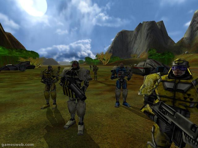 Battle Isle 4 Screenshots Archiv - Screenshots - Bild 16