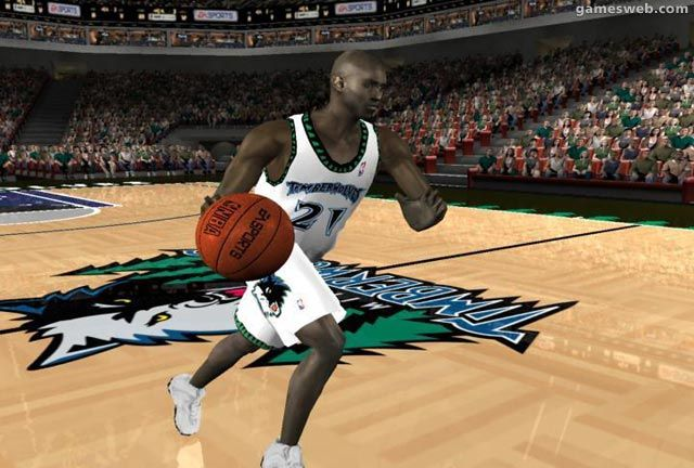 NBA Live 2001  Archiv - Screenshots - Bild 26