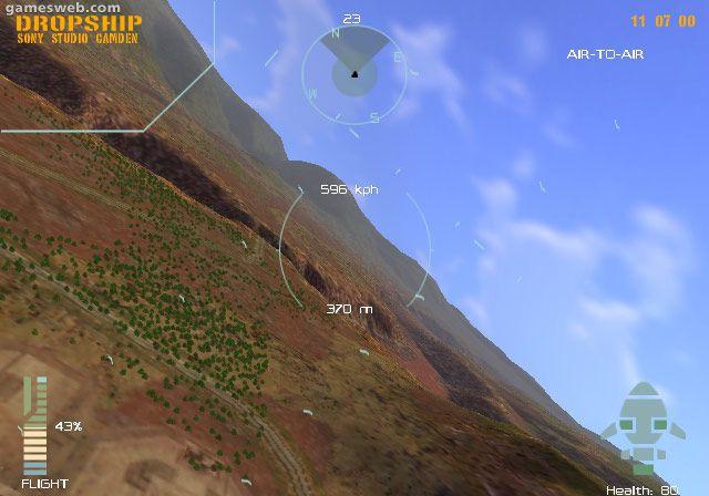 Dropship  Archiv - Screenshots - Bild 28