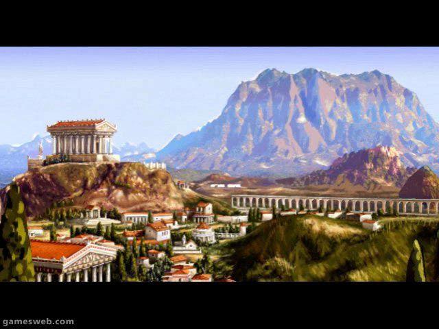 Zeus: Herrscher des Olymp  Archiv - Screenshots - Bild 15