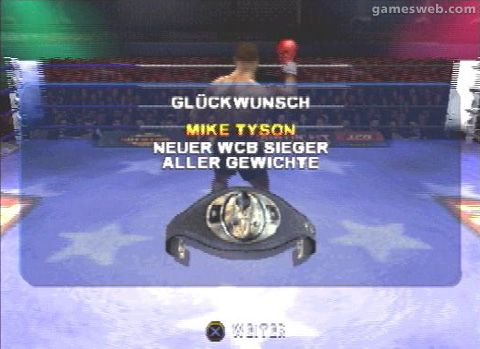 Mike Tyson Boxing - Screenshots - Bild 6