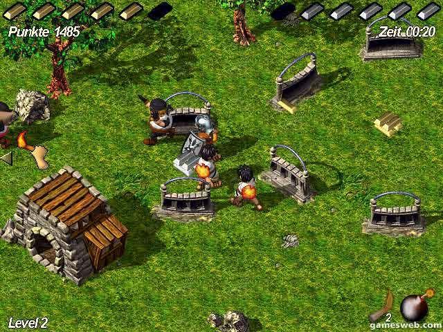Die Siedler: Hiebe für Diebe - Screenshots - Bild 7