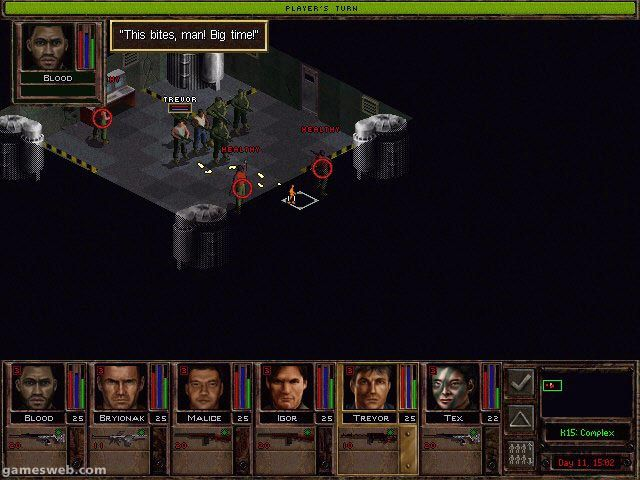 Jagged Alliance 2: Unfinished Business - Screenshots - Bild 2