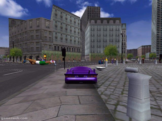 Midtown Madness 2 - Screenshots - Bild 10