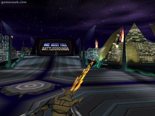 One Must Fall: Battlegrounds Screenshots Archiv - Screenshots - Bild 8