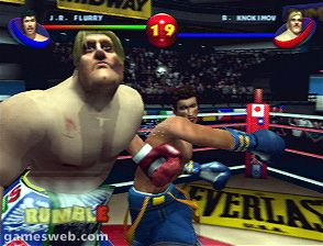 Ready 2 Rumble Boxing Round 2  Archiv - Screenshots - Bild 2