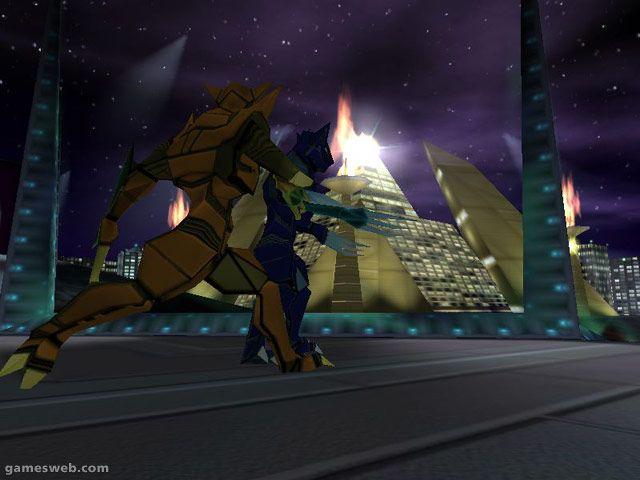 One Must Fall: Battlegrounds Screenshots Archiv - Screenshots - Bild 9