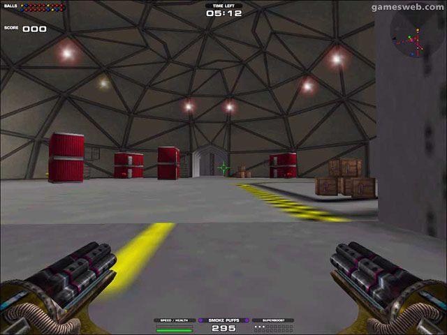 Clusterball  Archiv - Screenshots - Bild 6