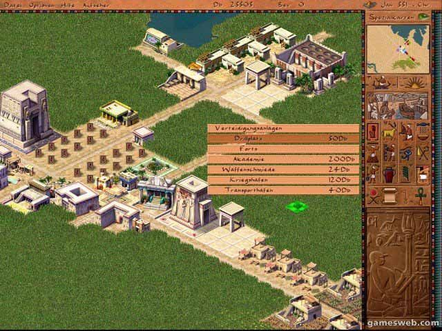 Kleopatra: Königin des Nils - Screenshots - Bild 5