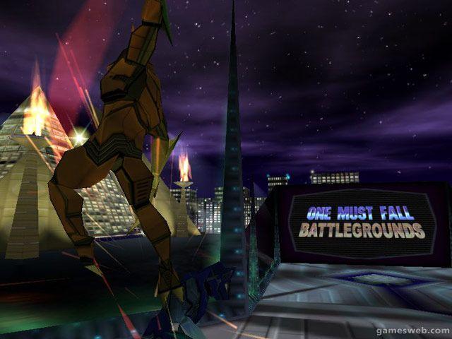 One Must Fall: Battlegrounds Screenshots Archiv - Screenshots - Bild 2