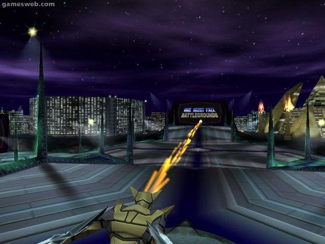 One Must Fall: Battlegrounds Screenshots Archiv - Screenshots - Bild 7