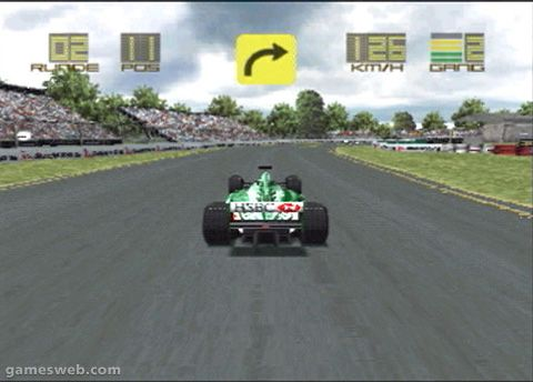 F1 2000 - Screenshots - Bild 9