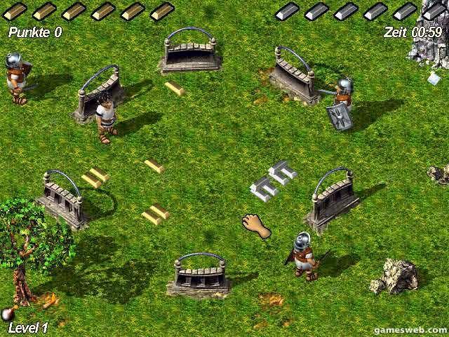 Die Siedler: Hiebe für Diebe - Screenshots - Bild 3