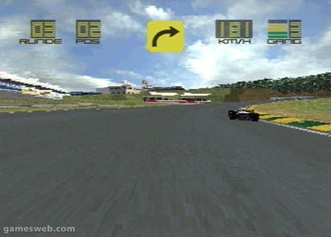 F1 2000 - Screenshots - Bild 4