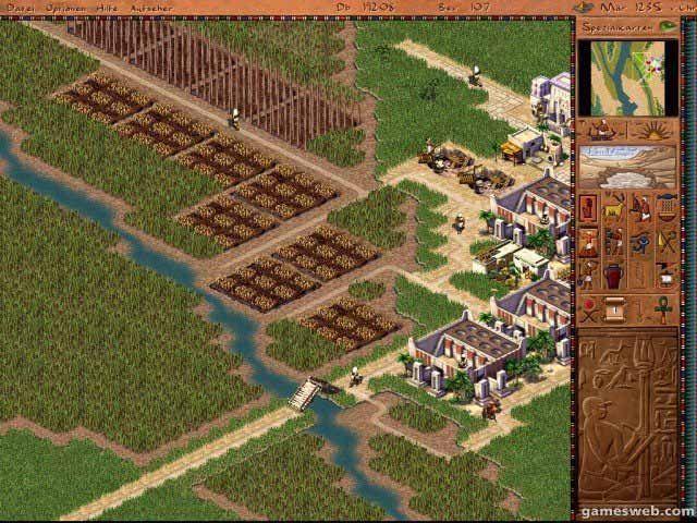 Kleopatra: Königin des Nils - Screenshots - Bild 11