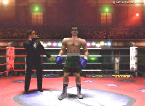 Mike Tyson Boxing - Screenshots - Bild 9