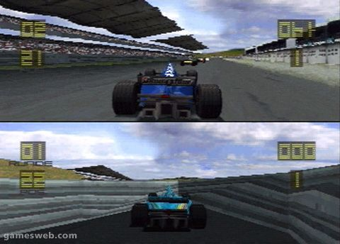 F1 2000 - Screenshots - Bild 3