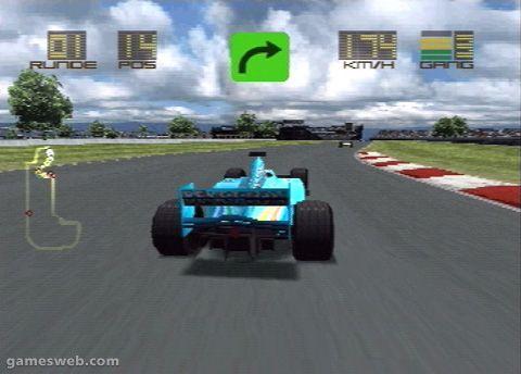 F1 2000 - Screenshots - Bild 2