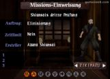 Tenchu 2 - Screenshots - Bild 10