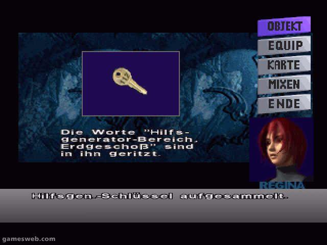 Dino Crisis - Screenshots - Bild 7