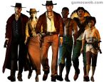 Desperados: Wanted Dead or Alive Artworks Archiv - Artworks - Bild 28